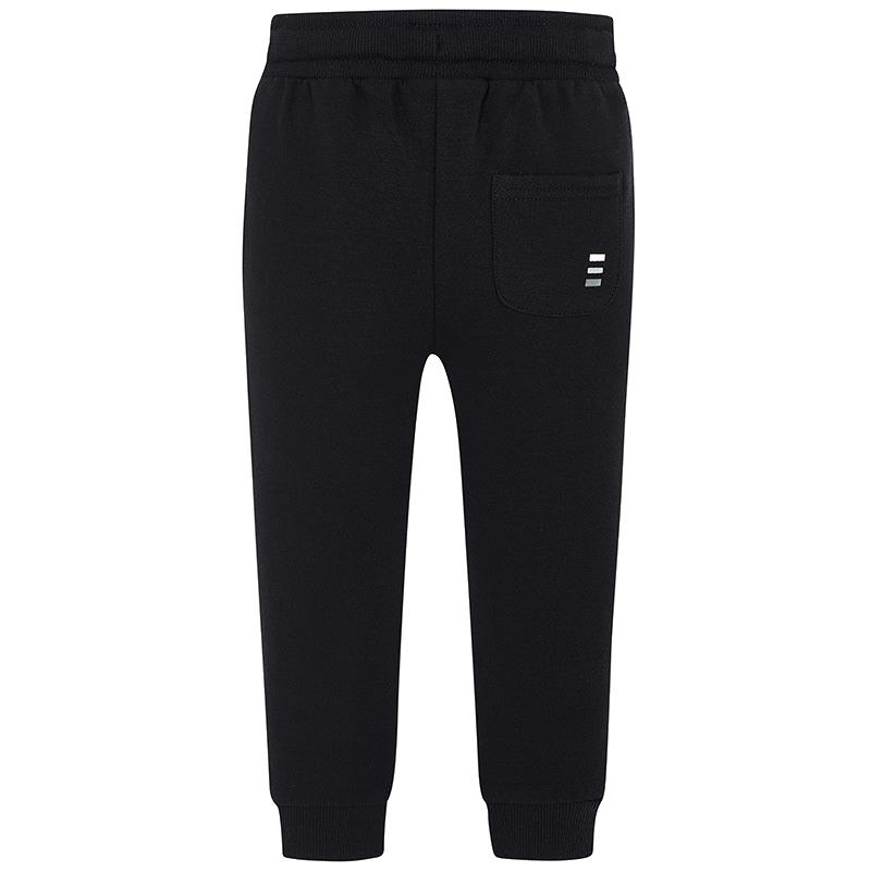 Mayoral Black Sweatpant - Mayoral Clothing