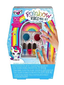 Fashion Angels Rainbow Vibes Nail Art Design - Fashion Angels