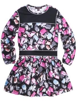 Imoga Sylvie Dress - Jewel - Imoga Clothing