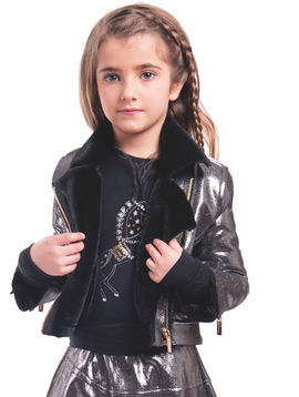 Imoga Esmae Jacket - Black - Imoga Clothing