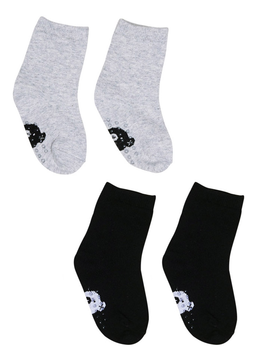 HUXBABY Simple Sock 2 pack - Huxbaby