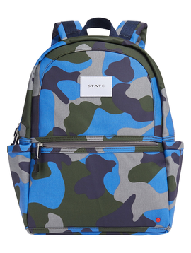 STATE Kane - Coated Camo - State Backpack