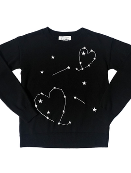 Autumn Cashmere Constellation Sweater - Autumn Cashmere Kids