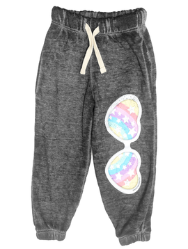 Californian Vintage Californian Vintage Kids Rainbow Sweatpants