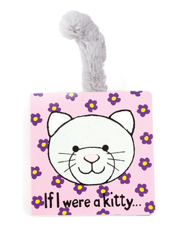 Jellycat If I Were a Kitty Book Jellycat