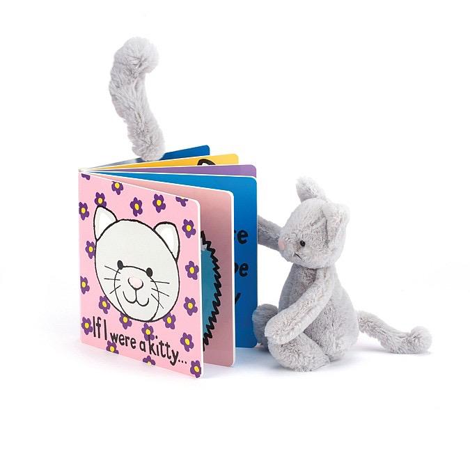Jellycat If I Were a Kitty - Jellycat Books