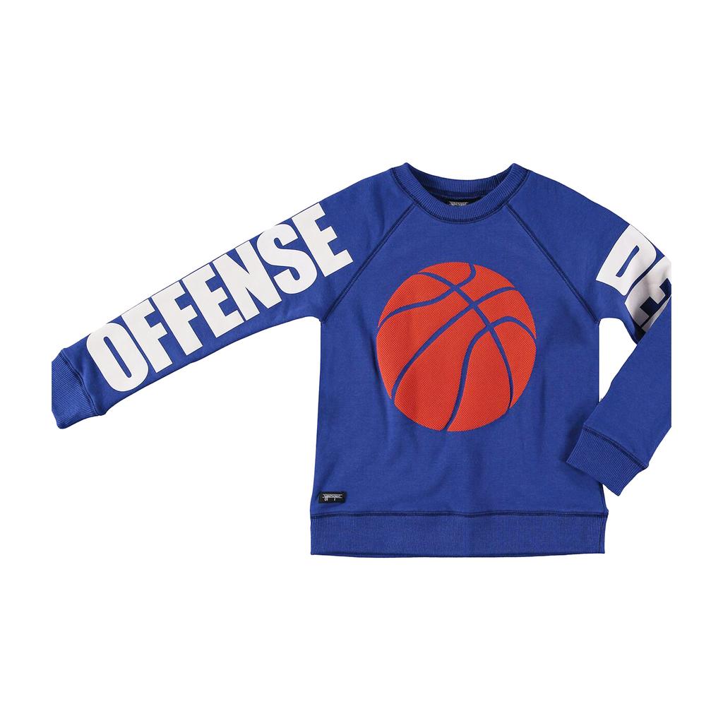 yporque Basketball Sweatshirt - yporque kids