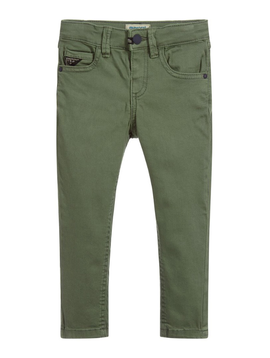 Mayoral Dark Green Skinny Jeans - Mayoral