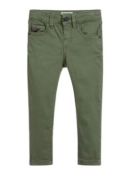 Mayoral Dark Green Skinny Pant - Mayoral Boy Clothing
