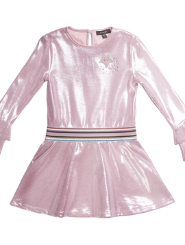 Imoga Marilla Dress - Powder - Imoga Clothing