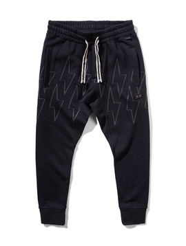 Munster Kids Buzzer Fleece Pant - Black - Munster Kids
