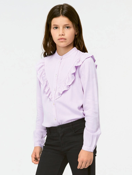 molo Rassine Lavender Blouse - Molo Kids Clothing