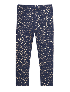 Imoga Alyssa Legging - Confetti Navy - Imoga Clothing