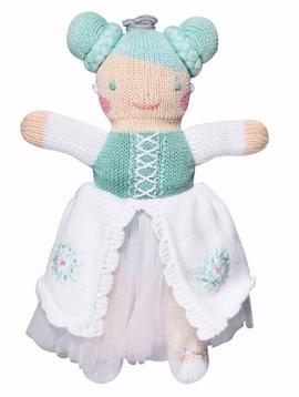 Zubels Ice Princess - Zubels Knit Dolls