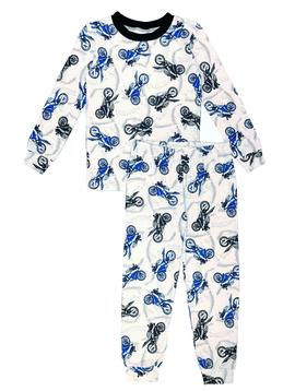 Esme Loungewear Esme Boys Pajamas - Motorcycles