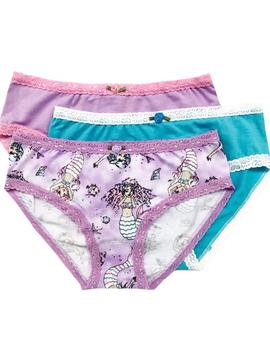 Esme Loungewear Esme Panty Pack - Mermaids