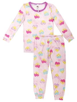 Esme Loungewear Esme Pajamas - Waffle Hearts