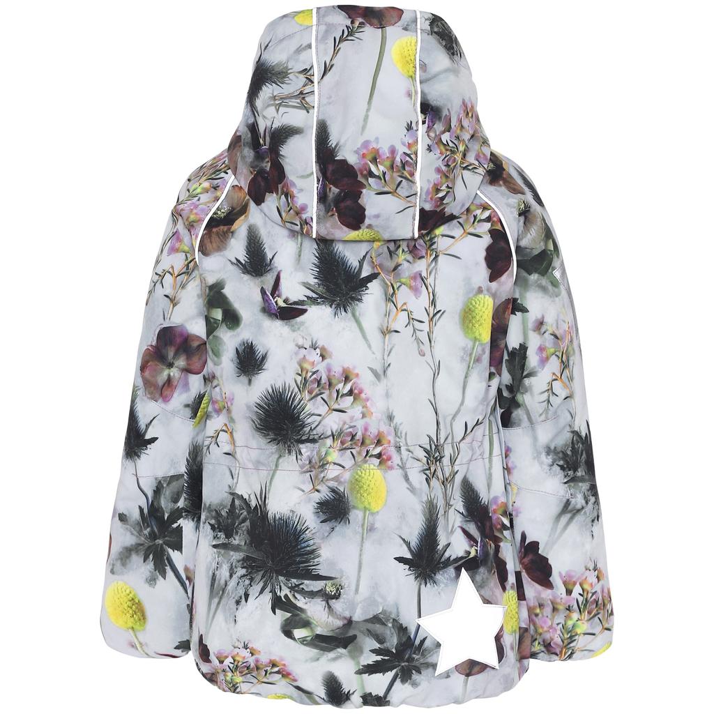 molo Cathy - Frozen Flowers -  Molo Kids Coat 2019