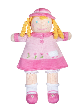 Zubels Little Bow - Zubels Knit Dolls