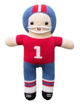 Zubels Royal Football - Zubels Knit Dolls
