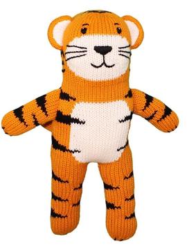 Zubels Tiger - Zubel Knit Dolls