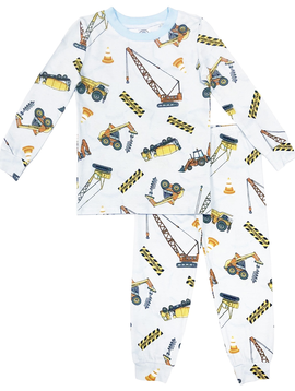 Esme Loungewear Esme Boys Pajamas - Construction