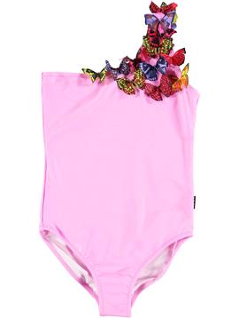 molo Nai Swimsuit - Butterflies - Molo Kids Swimwear