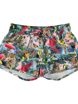 molo Nicci Boardies - Wild Amazon - Molo Kids Swimwear