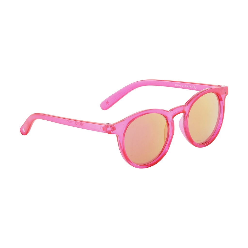 molo Sun Shine Sunglasses - Glowing Pink - Molo Kids