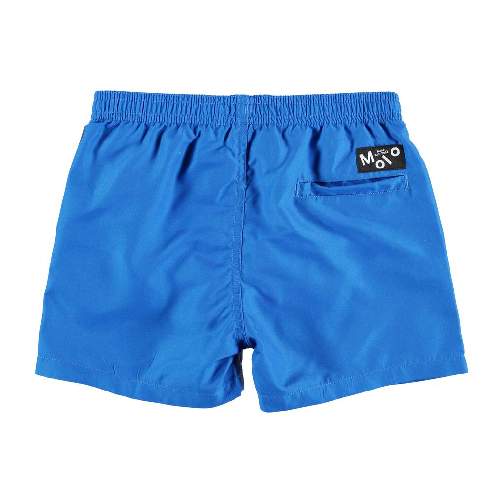 molo Niko Swim Trunk - Solid - Molo Kids Swimwear