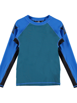 molo Neptune Rash Guard - Block - Molo Kids Swimwear