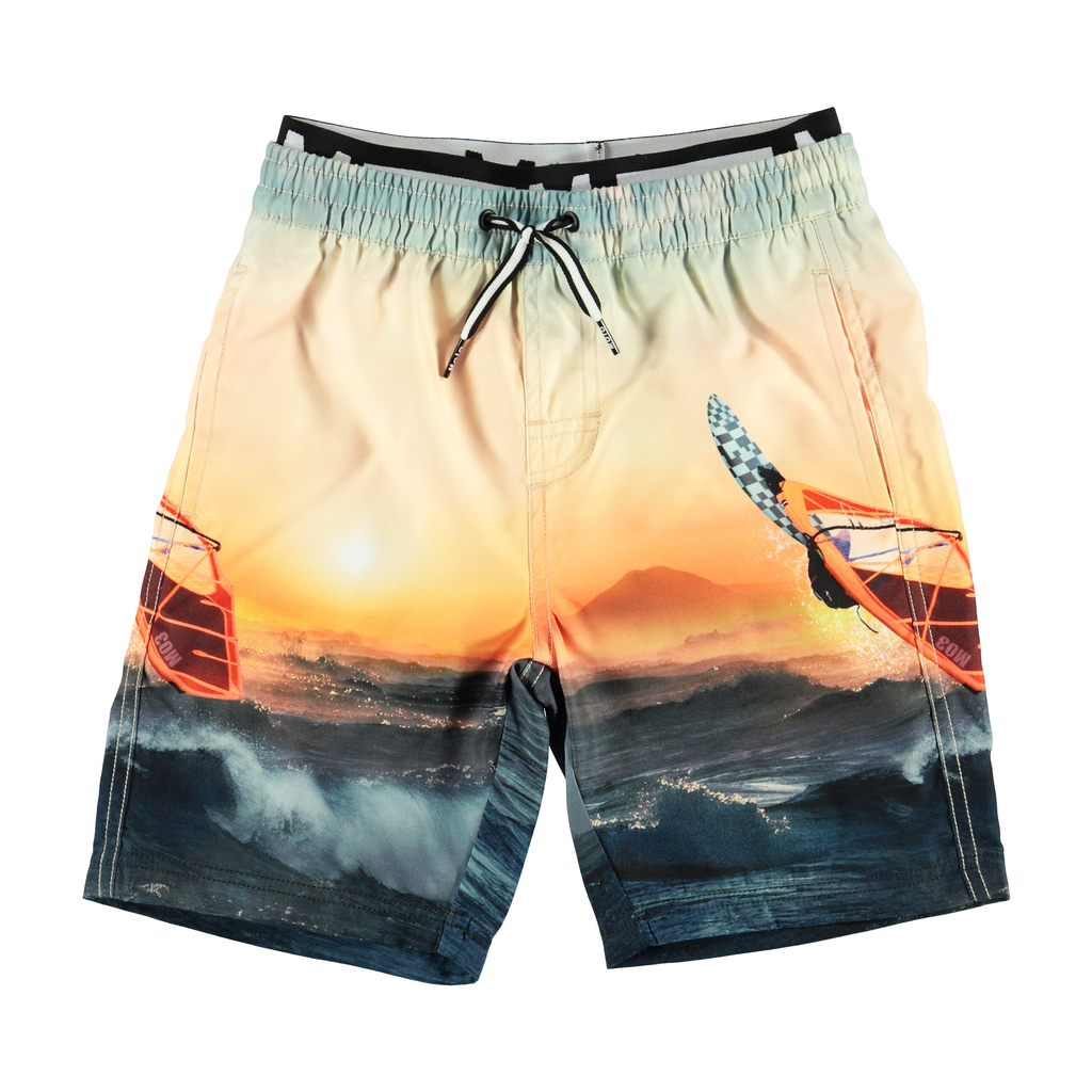 molo Neal Boardies - Point Break - Molo Kids Swimwear