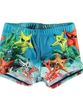 molo Nansen - Moody Stars - Molo Baby Swimwear