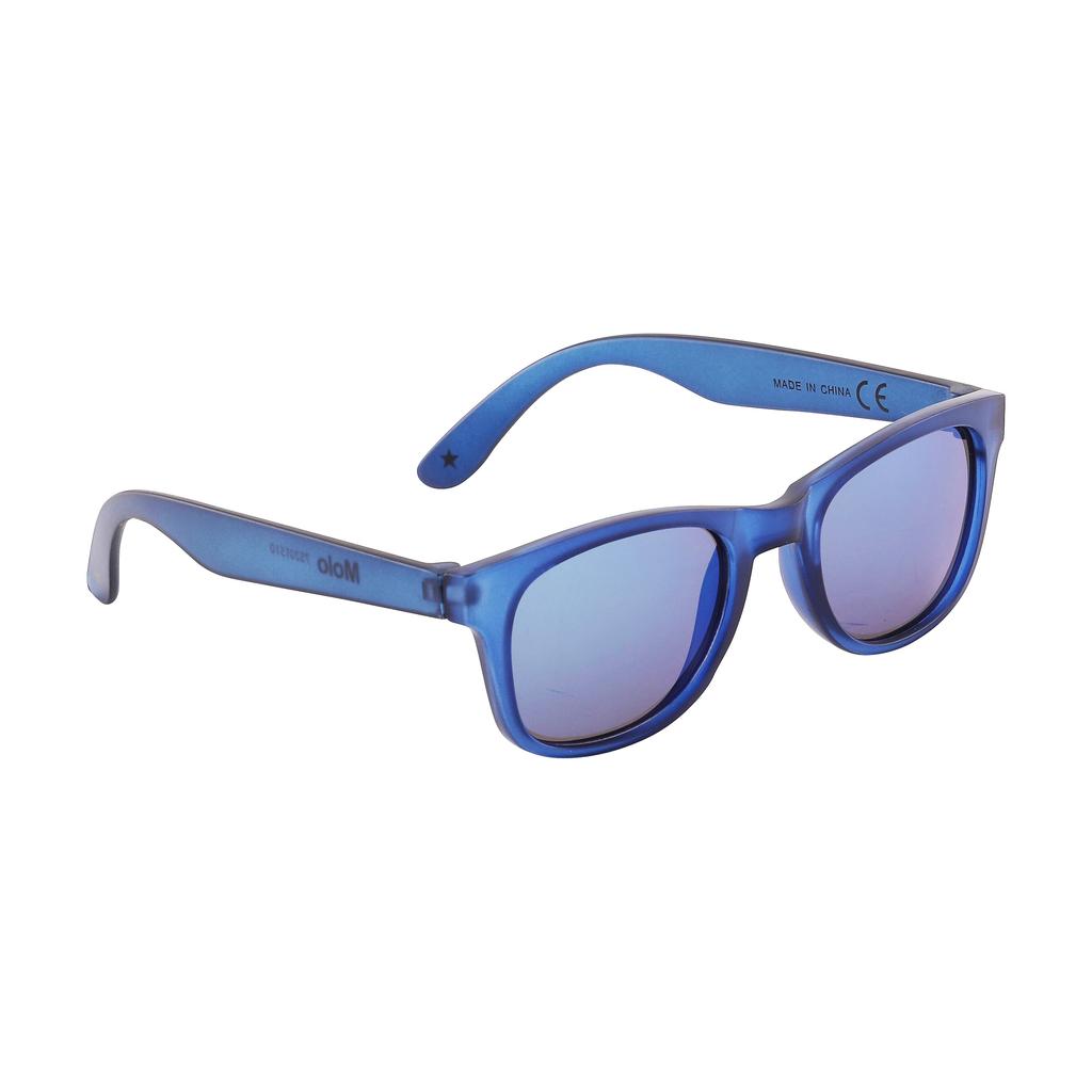 molo Star Sunglasses - Blue - Molo Kids