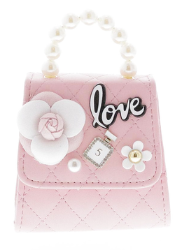 Doe a Dear Mini Pearl Handle Purse - Doe a Dear