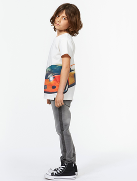 molo Augustino Grey Jean - Molo Boys Clothing