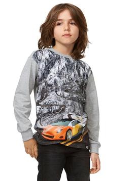 molo Risci Car Shirt - Molo Boys Clothing
