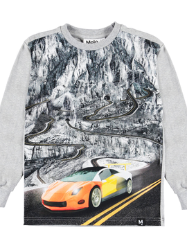 molo Risci Car Shirt - Molo Boys Clothing