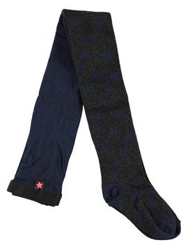 molo Glitter Star Tight - Molo Kids Clothing