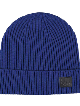 molo Kjetil Blue Beanie - Molo Kids Clothing