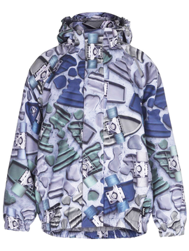 molo Waiton Rain Jacket - Boards - Molo Kids Clothing