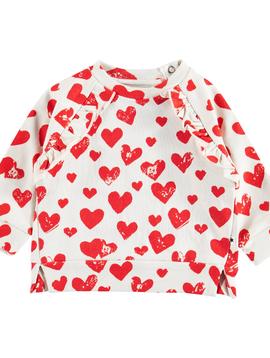 molo Dayna Ruffle Sweatshirt - Molo Kids Clothing