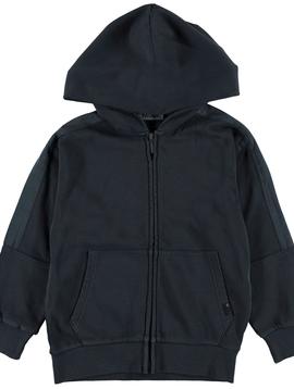 molo Mizzo Zip Hoodie Sweatshirt - Molo Kids Clothing
