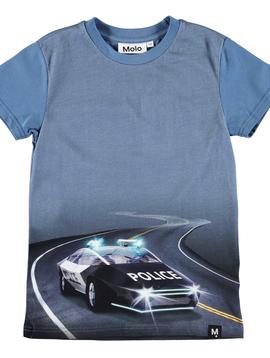molo Raven Police Shirt - Molo Kids Clothing