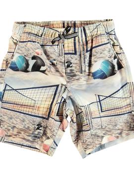 molo Nario Swim Trunks - Volleyball - Molo Swimwear
