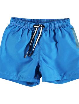 molo Niko Swim Trunk - Indigo Blue - Molo Swimwear