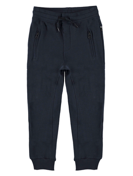 molo Ash Sweatpants - Carbon - Molo Kids Clothing