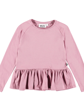 molo Renata Peplum Top - Molo Kids Clothing