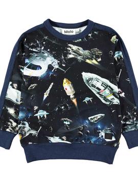 molo Reno Space Shirt - Molo Kids Clothing