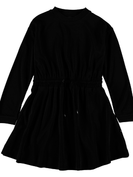 molo Collena Black Dress - Molo Kids